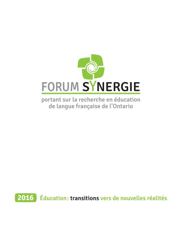 Forum Synergie